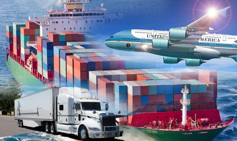 Các hình thức vận chuyển hàng hóa